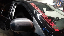 JDMfanaticVinyls.com - Windshield Side Banner