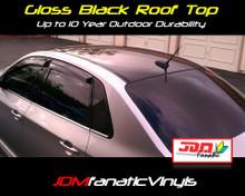 Roof Wrap Overlay Kit (08-14 WRX/STI Sedan)