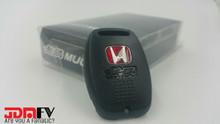 MUGEN - JDM Honda H Key Cover - RED