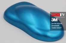3M 1080 Scotchprint S327 - Satin Ocean Shimmer Vehicle Wrap Vinyl - Universal Kit