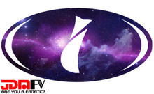 GALAXY - Precut Emblem Overlays Front/Rear (15-18 WRX/STI)