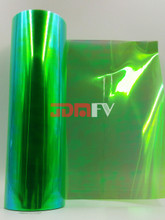 Neo Chrome Emerald Tint