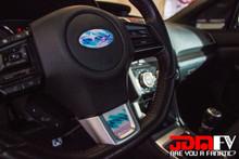 JAZZ Steering Wheel Emblem & Trim