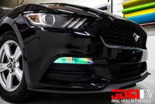 Neo Chrome - Turn Signal Overlays (15+ Mustang)