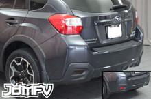 Precut Smoked Rear Reflector Overlays Tint (15-17 Impreza/XV)