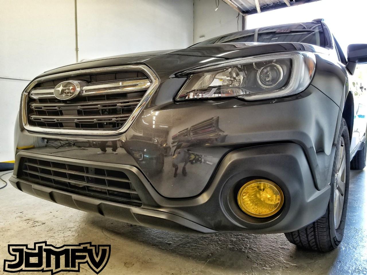 Subaru Outback Fog Light Wiring
