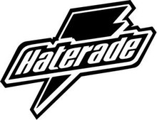 HATERADE - DECAL