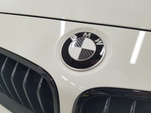 BMW Emblem Overlays - Front/Rear, Steering Wheel, Center caps
