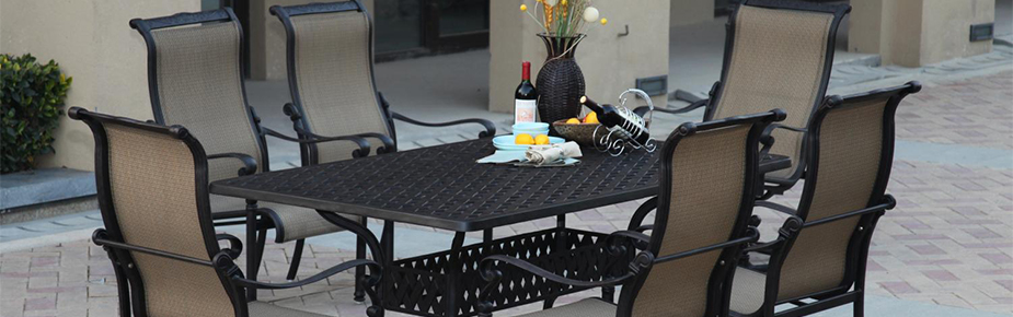 Patio Furniture - Darlee Patio Collections - Darlee Monterey - San ...