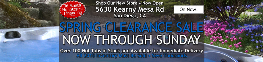 Spring Clearance Sale On Now