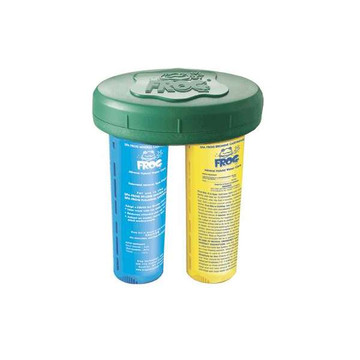 For use in the Spa Frog floating system