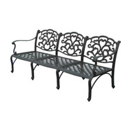 Darlee Catalina Deep Seating Patio Sofa -Antique Bronze