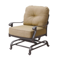 Darlee Elisabeth Spring Base Club Chair -Antique Bronze