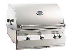 Fire Magic Aurora A660i Grill - Analog Thermometer