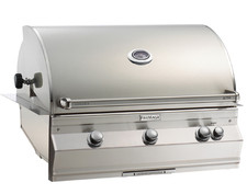 Fire Magic Aurora A790i Grill - Analog Thermometer