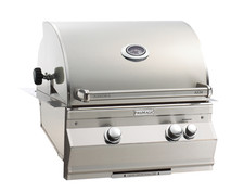 Fire Magic Aurora A530i Grill - Analog Thermometer