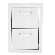 Lion Double Drawer