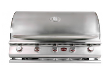 "Cal Flame 39"" Grill w/ Rotisserie"