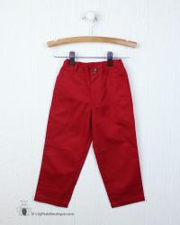 Me Me Cranberry Pants