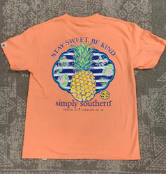 Simply Southern Sweet Peachy T-Shirt