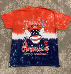 Simply Southern Proud American T-Shirt