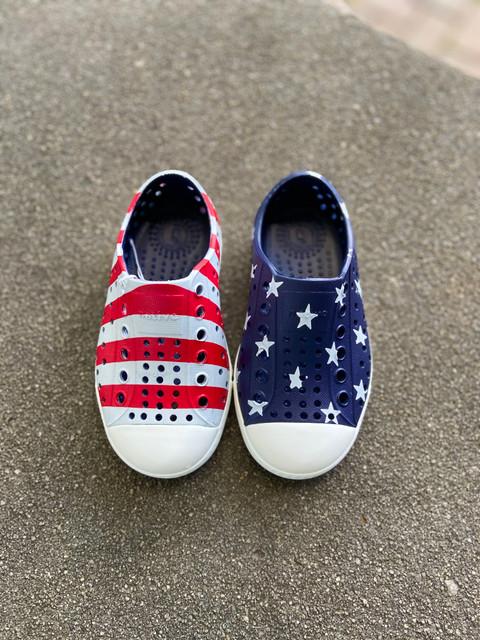 Native Jefferson Stars and Stripes