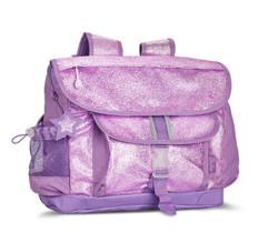 Bixbee Purple Sparkalicious Medium Backpack