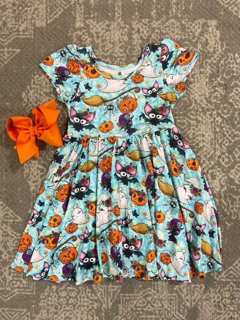 Charlies Project Ghouls & Cuties Dress