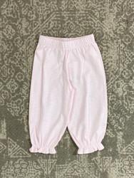 Lily Pads Knit Ruffle Bloomer Pant