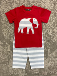 Millie Jay Elephant Boy Pant Set