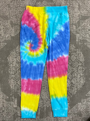 Candy Pink Rainbow Swirl Pant