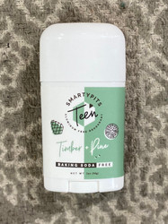 Smarty Pits Deodorant- Timber+Pine