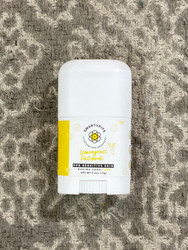 Smarty Pits Mini Deodorant- Lemongrass