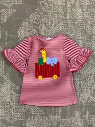 Bailey Boys Zoo Animals Knit Dress