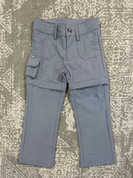 Prodoh Igneous Gray Zip Off Performance Pant