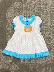Magnolia Baby Sweetest Pumpkin Dress Set