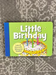 Little Birthday Book