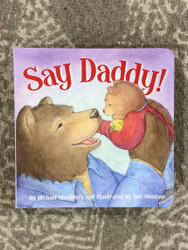 Little Say Daddy Book
