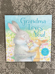 Little Grandma Loves You Book