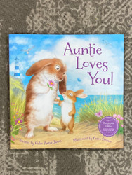 Little Auntie Loves You Book
