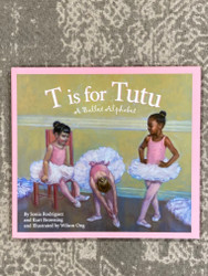 Little T is For Tutu Book