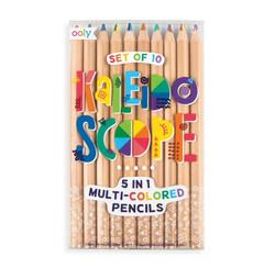 Kaleidoscope Colored Pencils