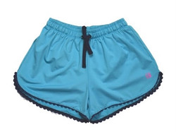 Set Emily Short- Teal w/Navy