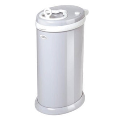 Ubbi Grey Diaper Pail
