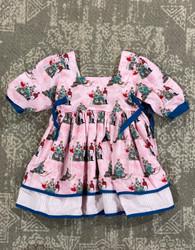 Be Girl Gibson Dress