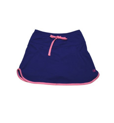 Set Tiffany Tennis Skirt- Royal/Pink