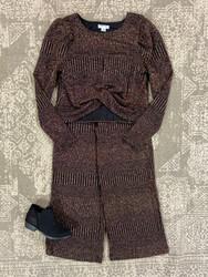 Habitual Girl Holiday Fashion 2 Pc Set