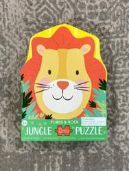 Floss & Rock Lion 12 Pc Jigsaw Puzzle