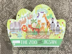 Floss & Rock Jungle 80 Pc Jigsaw Puzzle