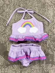 Funtasia Too Rainbow 2 Pc Swimsuit